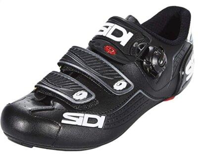 SIDI - Migliori scarpe per bici da corsa per suola in nylon iniettato con fibra di carbonio