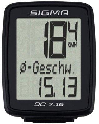 Sigma - Migliore ciclocomputer con cavi ATS