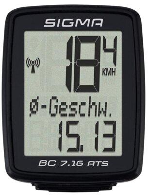 Sigma - Migliore contachilometri wireless modello base