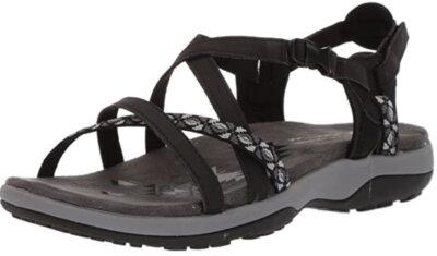 Skechers - DONNA - Migliori sandali da trekking per soletta in memory foam
