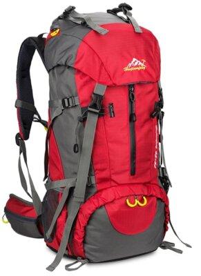SKYSPER - Migliore zaino da trekking per capacità 50 litriV