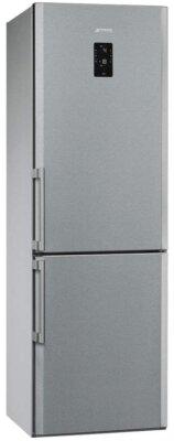 Smeg FC370X3PE - Migliore frigorifero Smeg combinato per finitura in acciaio anti-impronta