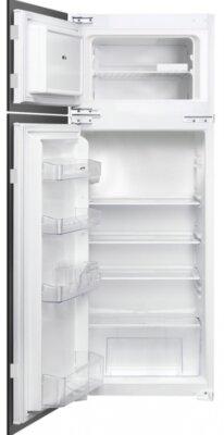 Smeg FR232PSX - Migliore frigorifero da incasso per eleganza