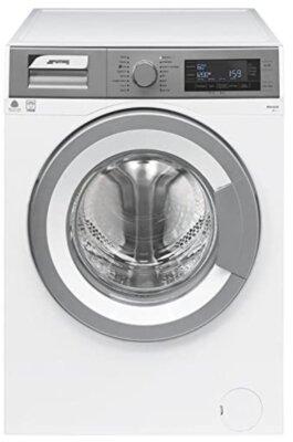 Smeg WHT812LSIT - Migliore lavatrice Smeg 8 kg per profondità di 54 cm