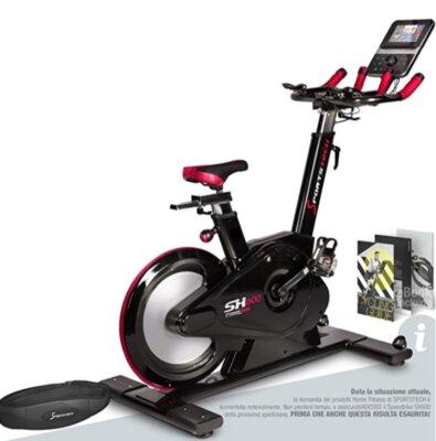 Sportstech - Migliore spin bike per silenziosità