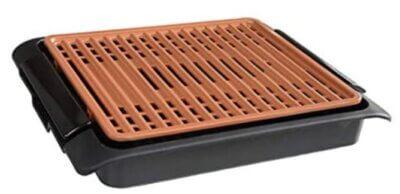 Starlyf - Migliore barbecue senza fumo per in pietra arenaria