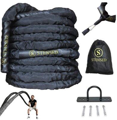 Stensed - Migliore corda battle rope per accessori