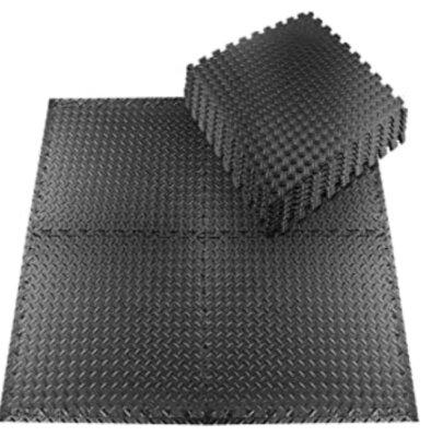 StillCool - Migliore pavimento in gomma per palestra per resistenza