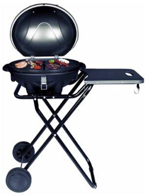 Suntec - Migliore barbecue elettrico con supporto da terra smontabile