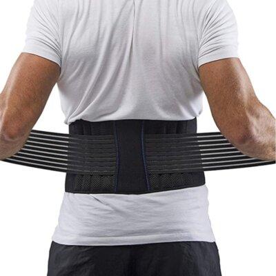 Supportiback - Migliore fascia lombare per doppia regolazione