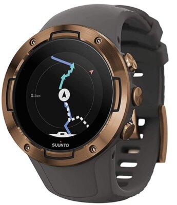 Suunto - Migliore orologio GPS da montagna per leggerezza e robustezza