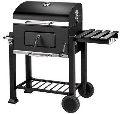 TecTake - Migliore barbecue americano per accessori intelligenti