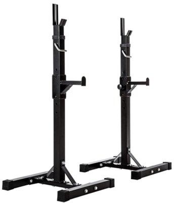 TecTake - Migliore rack per squat per robustezza e solidità
