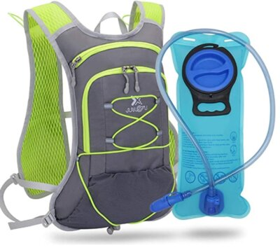 Teuen - Migliore zaino da trail running per l'idratazione per sacca da 2 litri