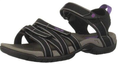 Teva - DONNA - Migliori sandali da trekking per cuscinetto morbido sulla zona del tallone