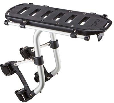 Thule - Migliore portapacchi per bici per terminali rivestiti in gomma