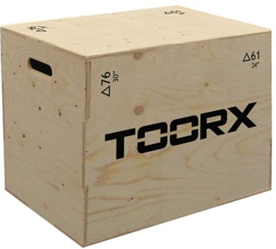 TOORX - Migliore jump box Made in Italy