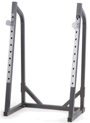 Toorx - Migliore rack per squat per bilancieri da 120 cm o maggiori