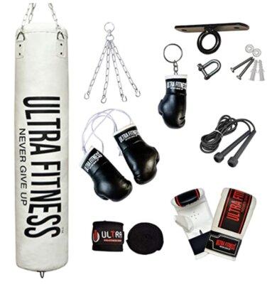 ultra fitness - migliore sacco boxe per accessori inclusi