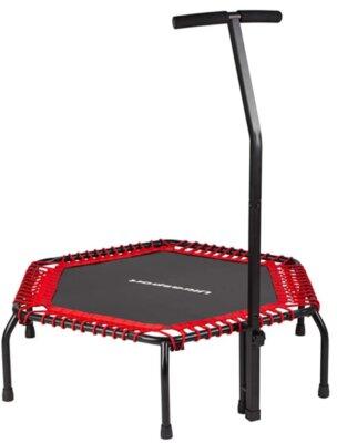 Ultrasport - Migliore mini trampolino elastico da fitness per fasce elasticheV