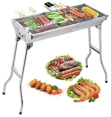 Uten - Migliore barbecue da giardino per altezza ideale e fori di ventilazione