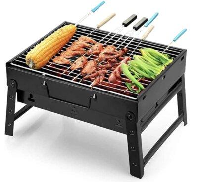 Uten - Migliore barbecue da tavolo economico anche per interni