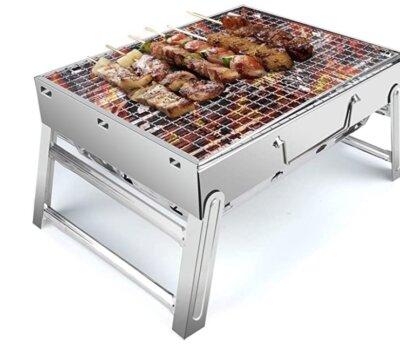 UTTORA - Migliore barbecue da tavolo economico per stabilità