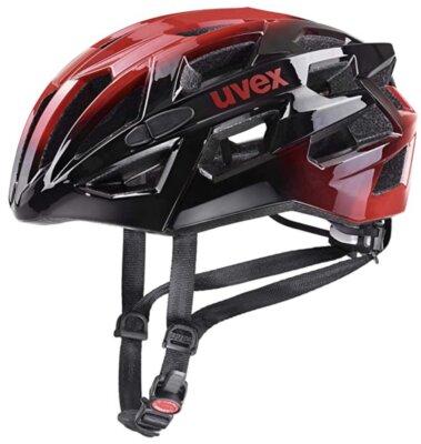 Uvex - Corsa - Migliore casco da bici per seconda calotta in PC