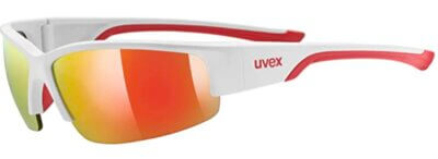 Uvex - Migliori occhiali da ciclismo per protezione aggiuntiva contro i raggi infrarossi