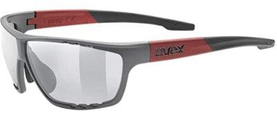Uvex - Migliori occhiali da ciclismo per ventilazione costante
