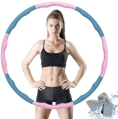 Vanbar - Migliore hula hoop per peso 2 kg