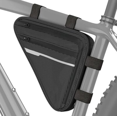 Velmia - Migliore borsa da telaio per design a triangolo