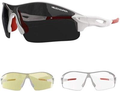 VeloChampion - Migliori occhiali da running per montatura a tre punti