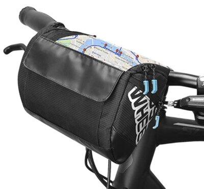 Vertast - Migliore portaoggetti da bici e borse piccole per organizzazione dello spazio