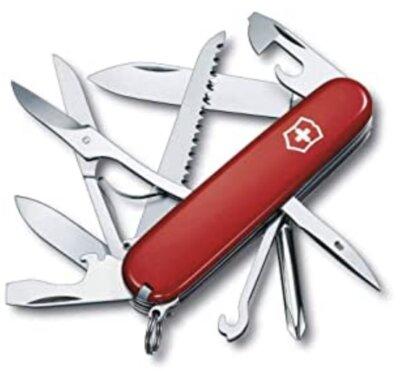 Victorinox - Migliore coltellino svizzero per lavori in ambienti esterni