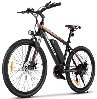 VIVI - Migliore bici elettrica per 3 modalità di funzionamento