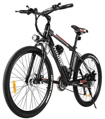 Vivi - Migliore bici elettrica per manubrio e stelo regolabili