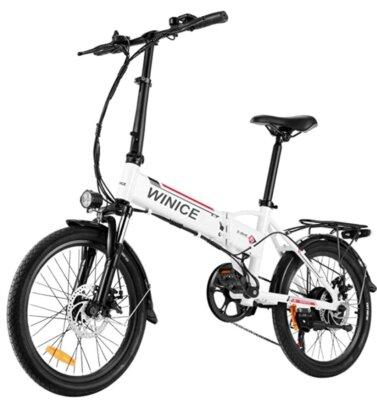 Vivi - Migliore bici elettrica pieghevole per qualità dei materiali