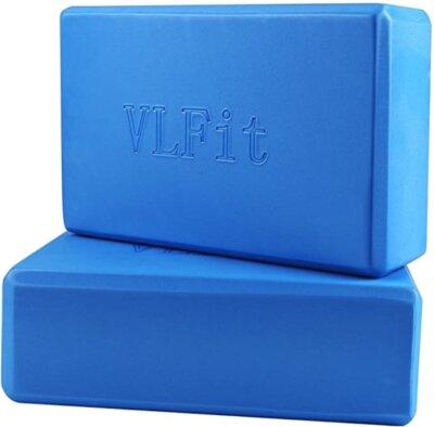 VLFit - Migliori blocchi da yoga eco-friendly