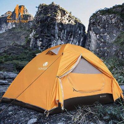 VONTOX - Migliore tenda da campeggio per pavimento in tessuto Oxford