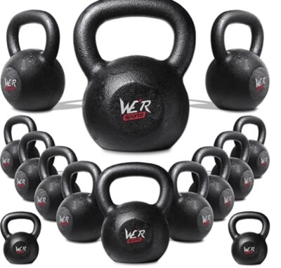 we r sports - migliore kettlebell made in uk