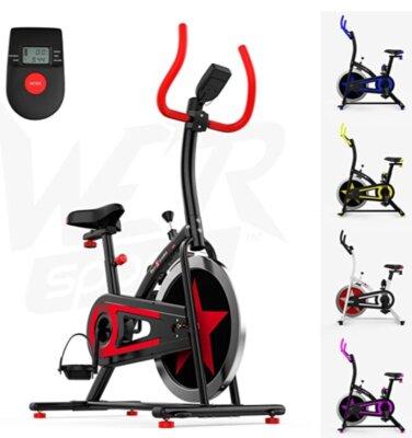 We R Sports - Migliore spin bike per dimensioni compatte