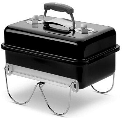 Weber 1131004 Go-Anywhere - Migliore barbecue Weber a carbonella portatile