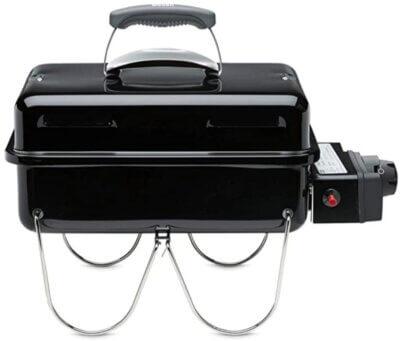 Weber 1141056 Go Anywhere - Migliore barbecue Weber a gas per semplicità di trasporto
