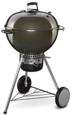 Weber 14710053 Master Touch GBS C-5750 - Migliore barbecue Weber a carbonella per colore speciale