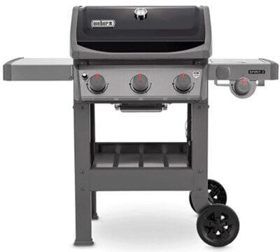 Weber Barbecue Spirit II E-320 - Migliore barbecue Weber a gas modello americano