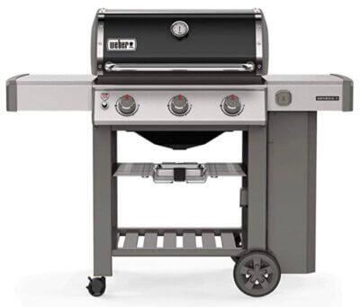 Weber EP-310 GBS Genesis II - Migliore barbecue Weber a gas di grandi dimensioni