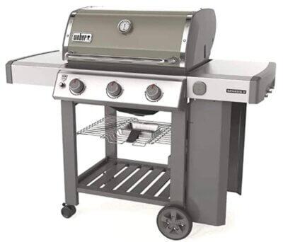 Weber Genesis II A - Migliore barbecue Weber a gas per 14 coperti