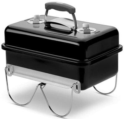 Weber - Migliore barbecue da tavolo professionale facile da trasportare