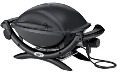 Weber - Migliore barbecue elettrico per cavo dotato di messa a terra